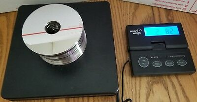 "50 / 2lb 8oz 3.74"" Hard Drive Platters For Platinum Recovery and Crafts"