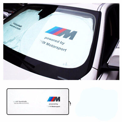 Bmw M Performance M Sport Car Windshield Sunshade