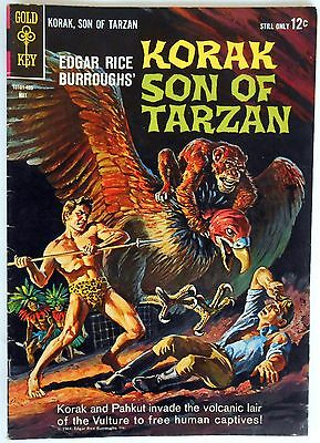 Korak Son of Tarzan #3  F/VF-  Gold Key 1964