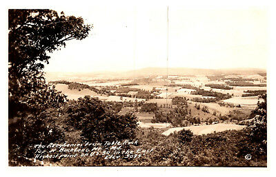 Maryland Aerial View of the Alleghanies from Table Rock , Backbone Mtn. RPC