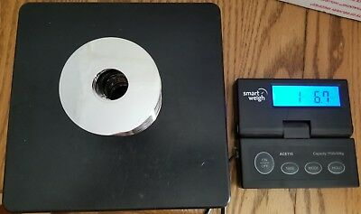 "50 / 1lb 6oz 2.75"" Hard Drive Platters For Platinum Recovery and Crafts"
