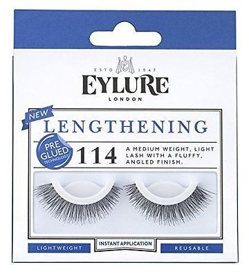 2b2327ad7c2 EYLURE LENGTHENING 114 False Eyelashes - £3.00 | PicClick UK