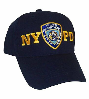 Torkia International NYPD Baseball Cap - New York City Police Department