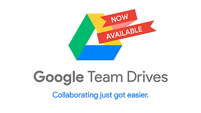 Google Team Drive Unlimited Storage