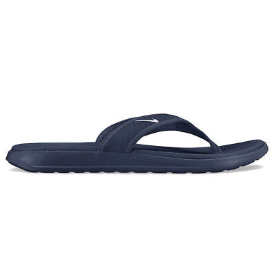 d745c114050f Nike Ultra Celso Thong Mens 882691-401 Midnight Navy White Sandals Size 10