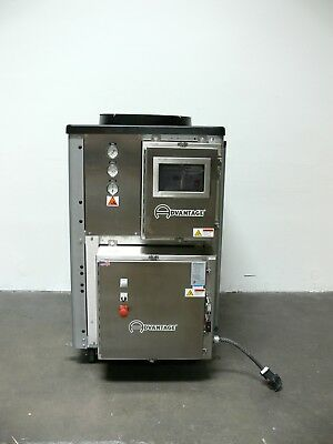 Advantage Engineering M1D-5A-N4 5 Ton Air Cooled Water Chiller 460V 3Ph 60Hz