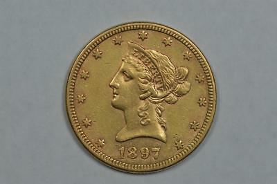 $10.00 Gold 1897 A strong EF Lot 337