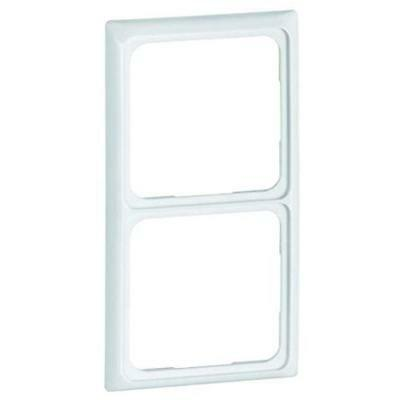 peha 00240211Standard with Convertible Frame, In-Line 2Switches Pure White