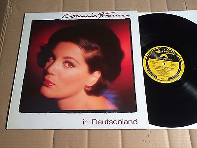 Connie Francis - In Deutschland - Lp - Bear Family Bfx 15305-6 - Germany 1988