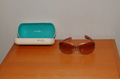Womens OAKLEY SCRIPT Sunglasses With Case