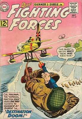 Our Fighting Forces #69 in Very Good + condition. DC comics