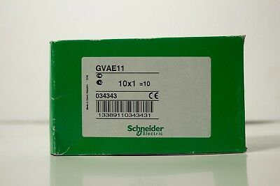 Telemecanique Gvae11  Auxiliary Contact 1No+1 Schneider Electric