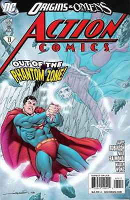 Action Comics (1938 series) #874 in Near Mint condition. DC comics