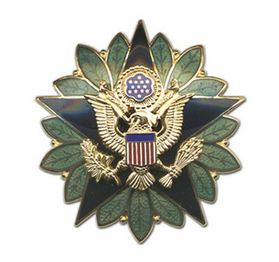 US Army DOD General Staff Officer Uniform War Rank Insignia Medal Badge Pin Unit
