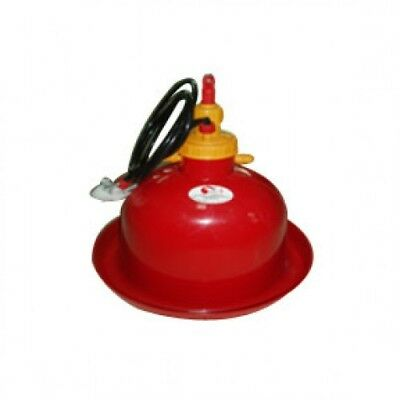 LARGE AUTOMATIC DRINKER - Poultry Bird Chicken Duck Chicks Farm Food Handling