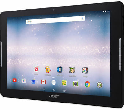 "Acer ICONIA ONE 10 B3-A30-K7D6 Tablet 16GB 10.1"" IPS Android 6.0 Black GradeB"