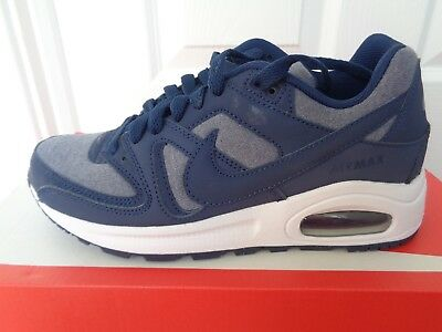 Nike Air International GS Junior Trainers Running Unisex Navy 306484 441 M20