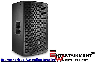 "JBLPRX815W  15"" Two Way Powered Full-Range Speaker Enclosure with Wi-Fi"