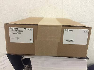 Schneider Electric Andover Controls Continuum BCX1-CR-8-INF Infinet Controller