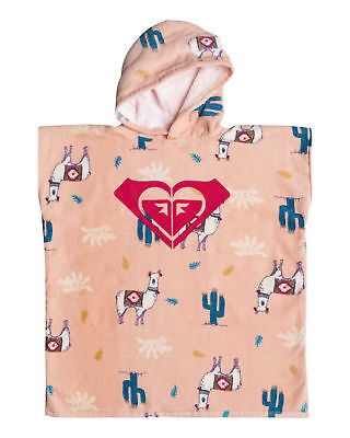 NEW ROXY™  Girls 2-7 Pass This On Hooded Towel