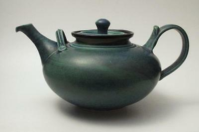 Contemporary Australian Pottery Signed Arnaud Barraud Teapot Gallery Quality