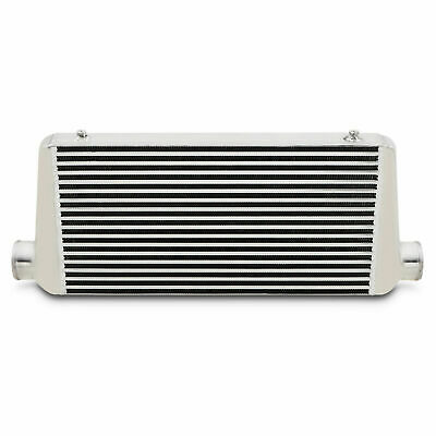 "600x300x76 3"" UNIVERSAL ALLOY CUSTOM BOOST FRONT MOUNT INTERCOOLER FMIC CORE"