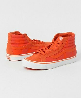 50653101a4 Vans x Undefeated Sk8-Hi OG LX VN0A36C7PQ8 Safety Orange Mens Size 8.5-13