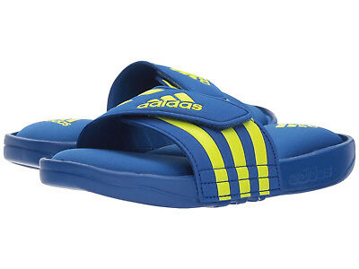 9d135e79ce8b01 CHILDRENS ADIDAS ADISSAGE Comfort Slide Blue Athletic Kid Sandals B27954 Sz  2-5 -  34.99