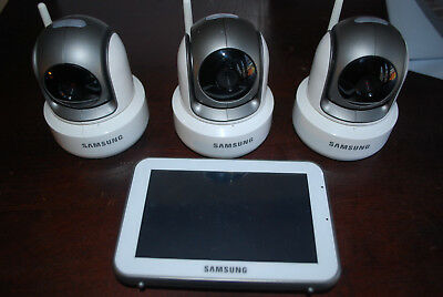 Samsung Replacement Baby Infant Monitor Camera Parts Sew-3043W