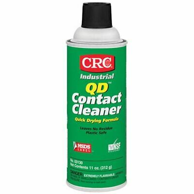 CRC 125-03130 16Oz Industrial QD Contact Cleaner