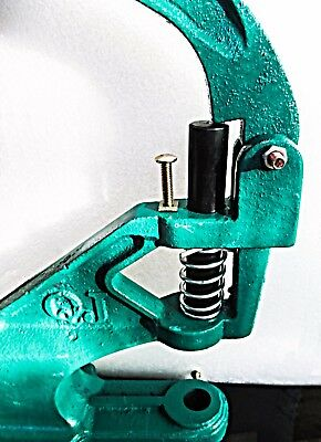 Tools Hand Press Machine with setter choice for setting Rivets, Eyelets, Snaps