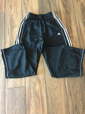 82bc75648d95 THE ADIDAS MEN S Crazy Ghost Basketball Pants size MEDIUM black ...
