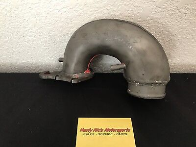 Kawasaki COFFMAN 650 SX X2 650sx Exhaust Head Pipe ONLY Vintage RARE