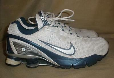 91aef90c9a90db LOT OF 2 Nike Size 11.5 Mens Gore Tex   Nike Shox Running Athethic ...