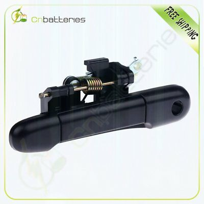 Front Outside DOOR HANDLE Left Driver for Toyota Tercel 91 92 93 94 Paseo 92-95