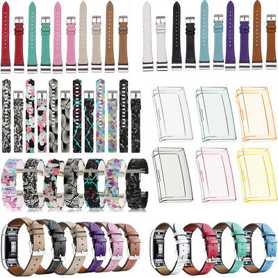Various Luxe Band Replacement Wristband Watch Strap/Bracelet For Fitbit Charge 2