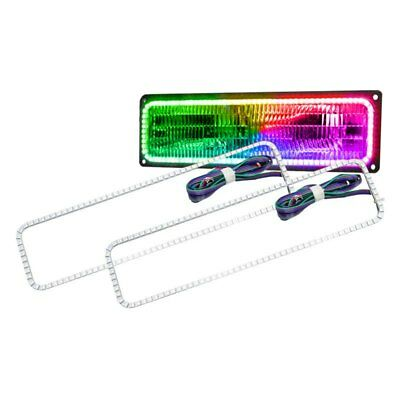 For Chevy C35 87-99 Oracle Lighting SMD ColorSHIFT Halo Kit for Headlights