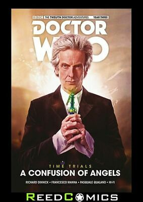 Doctor Who 12Th Doctor Time Trials Volume 3 A Confusion Of Angels Hardcover