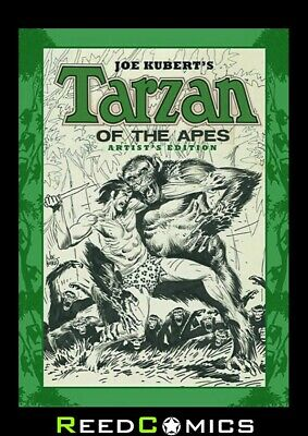 JOE KUBERT TARZAN OF THE APES ARTIST EDITION HARDCOVER New Boxed Hardback