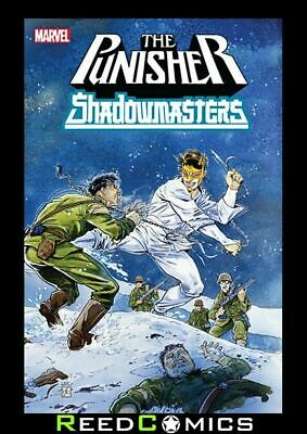 PUNISHER SHADOWMASTERS GRAPHIC NOVEL (392 Pages) New Paperback