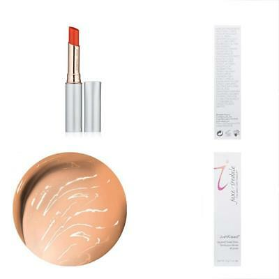 Lip Plumpers Just Kissed Cheek Stain, Forever Red, 0.100 Oz.
