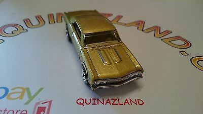 Hot Wheels 1967 Chevrolet Chevelle SS 396 2010-44 version gold (0001)