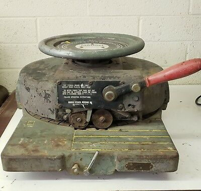 Marsh Stencil Cutting Machine $150.00