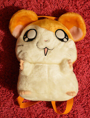 Tottoko Hamutaro Hamtaro Plush Backpack Bag