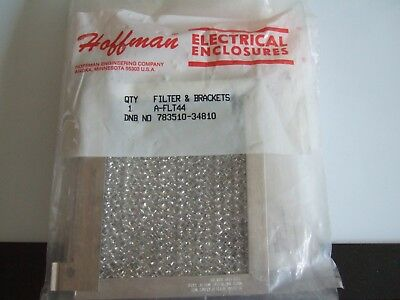 "Nos   Hoffman Engineering  Filter & Brackets    A-Flt44  -  4.97""h X 4.25""w"