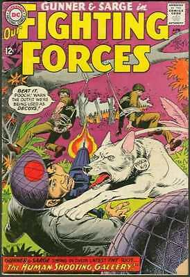 Our Fighting Forces #91 in Very Good + condition. DC comics