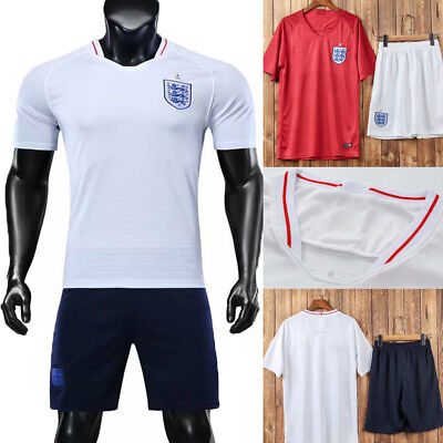 England World Cup 2018 Football Shirt Jersey Home / Away Top Blouse All Sizes!