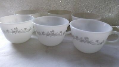 SET OF 5 ~ CORELLE CORNING RIBBON BOUQUET DINNER PLATES - $16.95 ...