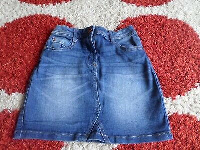 special buy 2019 factory price sold worldwide ASDA GEORGE GIRLS Denim Skirt Age 7-8 Years