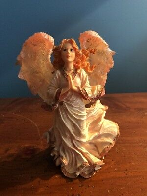 """Gloriana"" Guardian Of Faith Charming Angels By Boyds bears EXCLUSIVE edition"